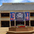 New Grand Ole Opry House by C H Apperson