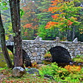 New Hampshire Bridge by Diana Hatcher