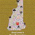 New Hampshire Loves Dogs by Bradley Bennett