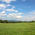New Hampshire Mountain Meadow by Neal Eslinger