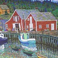 New Harbour  N.s. by Rae  Smith