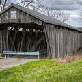 New Hope Covered Bridge  by Jack R Perry