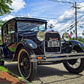 New Jersey Ford Model T by Mark Miller