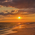 New Jersey Has The Best Sunsets - Cape May by Bill Cannon
