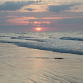 New Jersey - Wildwood Sunrise by Bill Cannon