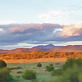 New Mexico Pastel by Jennifer Stackpole
