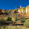 New Mexico Ranch by Carol Milisen