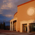 New Mexico State Capital Building by Rob Hans