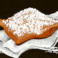 New Orleans Beignet by Elaine Hodges