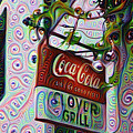 New Orleans - Clover Grill by Bill Cannon