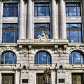 New Orleans Court Building by Tammy Wetzel