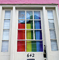 New Orleans Door 10 by Randall Weidner