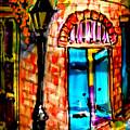New Orleans French Quarter by Deborah jordan Sackett