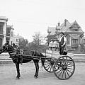 New Orleans: Milk Cart by Granger