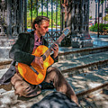 New Orleans Musician - Chris Craig by Steve Harrington
