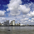New Orleans Panoramic by Chris Coffee