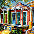 New Orleans Plain And Fancy by Diane Millsap