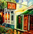 New Orleans Port Of Call by Diane Millsap