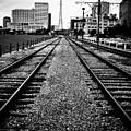 New Orleans Rails by Robert J Caputo