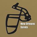 New Orleans Saints Retro by Joe Hamilton