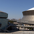 New Orleans Sports And Entertainment Complex by Anthony Totah