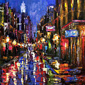 New Orleans Storm by Debra Hurd