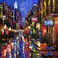 New Orleans Storm by Debra Hurd