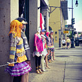 New Orleans Street Mannequins by Southern Tradition