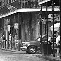 New Orleans Street Photography 2 by Frank Romeo