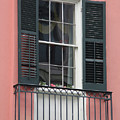 New Orleans Windows 4 by Randall Weidner