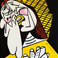 New Picasso The Weeper 2 by Nora Shepley