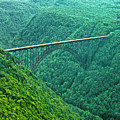 New River Gorge Bridge by Mark Allen