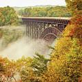 New River Gorge Bridge by Melissa Kniskern