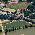 New Rochelle High School Aerial Photo by David Oppenheimer