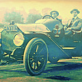 New Speedster In New York 1915 by David King