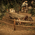 End Of The Trail - Paramount Ranch by Gene Parks