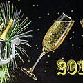 New Year 2018 by Kalyj96