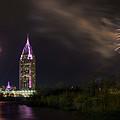 New Year Celebration 2 by Brad Boland