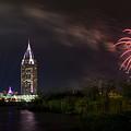 New Year Celebration 3 by Brad Boland