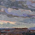 New Year Stratocumulus by Phil Chadwick