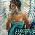 New Year's Angel by Linda Olsen