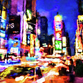 New York At Night - 15 by Andrea Mazzocchetti