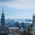 New York Blues by Ray Warren
