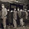 New York: Bread Line, 1907 by Granger