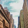 New York Buildings by Marcelo Santos
