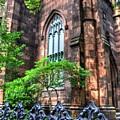 New York Church by Kelly Wade