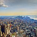 New York City - Manhattan by Mark Dodd