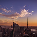 New York City Before Sunset by Rima Biswas
