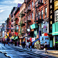 New York City Chinatown by Christopher Arndt