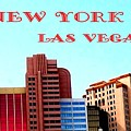 New York City- Las Vegas by Will Borden